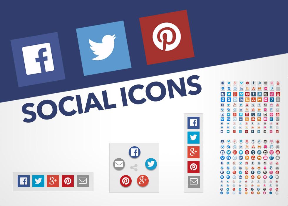 Simple Social Box