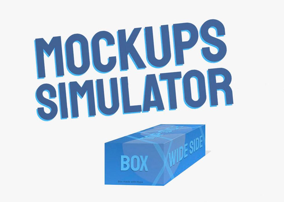 Mockups Simulator