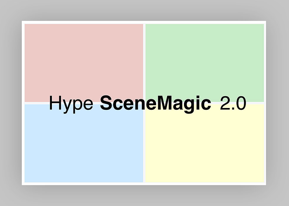Hype SceneMagic