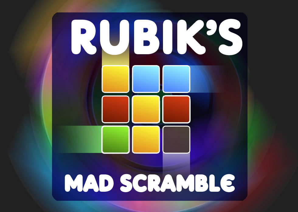 Rubik's Mad Scramble